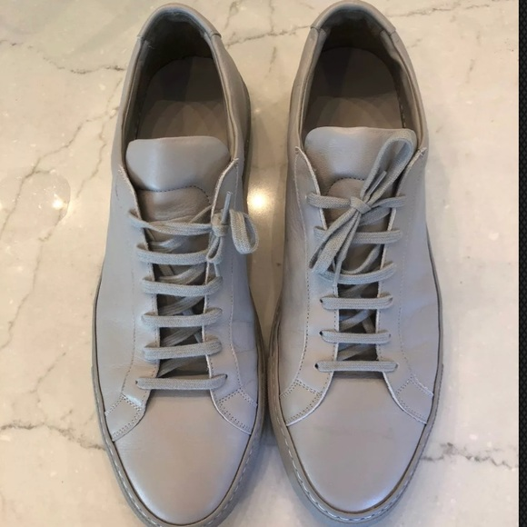 3dd8a920bc5ce Common Projects Other - Common Projects Original Achilles Low  Grey  13